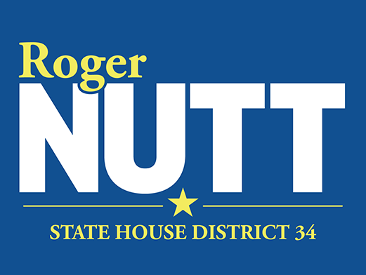 Roger Nutt For House